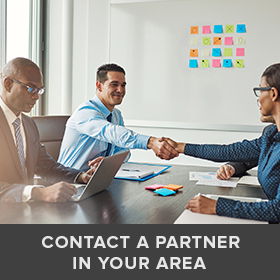Contact a partner in your area