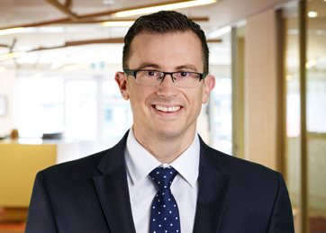Jarrad Prue, Partner, Audit & Assurance