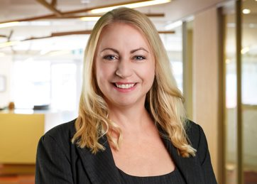 Natalie Milne, Partner, Tax